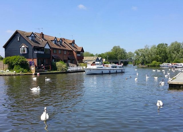 Wroxham Holiday Cottages, Norfol Broads
